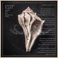 Robert plant - lullaby and the ceaseless roar album .my fave song embrace another fall lyrics