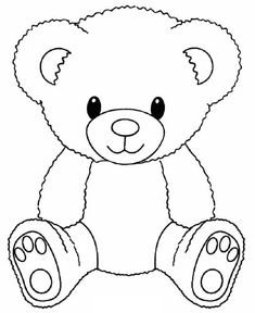 Top 25 Free Printable Cute Panda Bear Coloring Pages