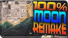 """100% Proof """"MOON REMAKE"""" Coming To Black Ops 3 Zombies, New Moon Map Pic..."""