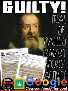 Social Studies Classroom, Teaching Social Studies, Help Teaching, Teaching History, History Teachers, History Lesson Plans, World History Lessons, Galileo Galileo, Masters In Psychology