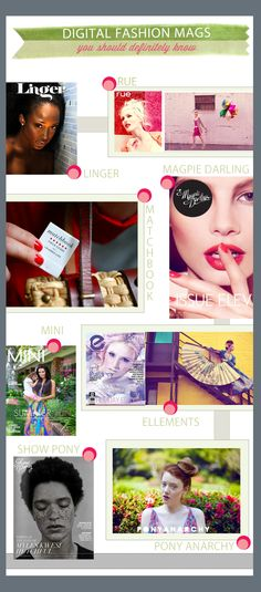 Fashion Media Contact Lists on PR Couture