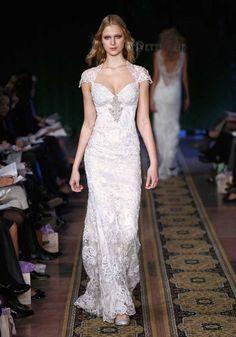 Veja aqui imagens desse vestido de casamento que é um mistério!
