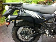 1987-2013 Kawasaki KLR650 Pannier Mounting Rack $149.00