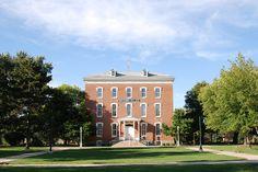 Wartburg College in Waverly, Iowa