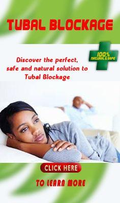 tubal blockage