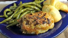 Garlic Butter and Rosemary Pan-Seared Chicken