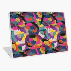 mexican, pattern, flower, embroidery, floral, art, folk, ethnic, flower, colorful, vivid, ornament, bouquet, decoration, quilt,  traditional, fabric, textile, fashion, craft, interior, home, décor,  abstract, oaxaca, bright Textiles, Bright Flowers, Surface Pattern Design, Laptop Skin, Cotton Tote Bags, Folk Art, Finding Yourself, Bouquet, Quilt