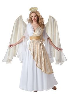 Heavenly Angel Costume...fabric over wire options