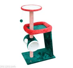 บ้านคริสต์มาสสำหรับให้แมวขีดข่วน ลับเล็บ นั่งเล่น Starting bid:C $45.99  http://www.ebay.com/itm/like/371045193915?lpid=82&item=371045193915&lgeo=1&vectorid=229466