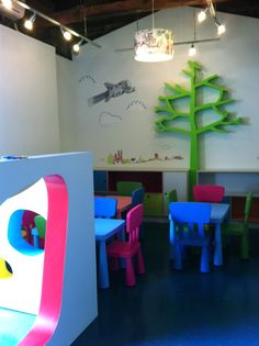 Playroom design, Caracas