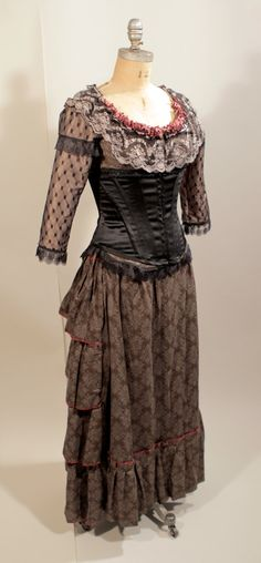 """Helena Bonham Carter - """"Sweeney Todd: The Demon Barber of Fleet Street"""" (2007) - Costume designer : Colleen Atwood"""