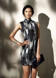 love this dress from Shangai Tang