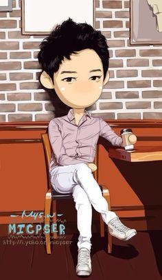 Fan art Chunnie
