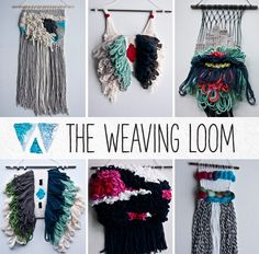 The Weaving Loom Shop on Etsy