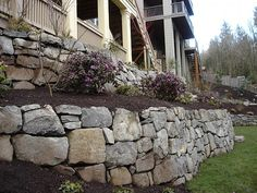 Hardscapes / Retaining Walls / Patios Gallery « DRG Landscaping
