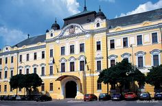 NITRA, SLOVAKIA Places Ive Been, Cool Pictures, Mansions, House Styles, Life, Image, Food, Manor Houses, Villas