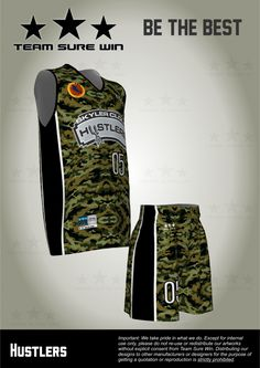 22f2a584ad0 Client  (AIG) Hustlers Basketball Team Product  Basketball uniforms