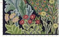 Gallery.ru / Фото #25 - William Morris Needlepoint (Beth Russell) - vihrova