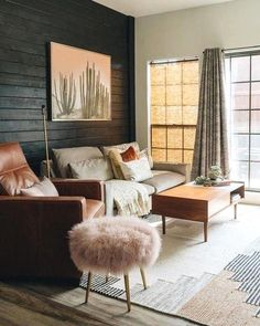 You must see the dramatic Before & After photos of this Dallas Remodel … - Boho Living Room Decor Lounge Design, Lounge Decor, Lounge Chairs, Boho Living Room, Living Room Decor, Bohemian Living, Living Rooms, Bedroom Decor, Interior Design Kitchen