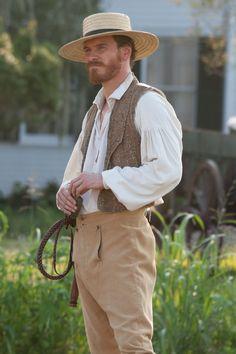 """Michael Fassbender en """"Doce años de esclavitud"""" .  Qué actor tan extraordinario ¡¡¡¡"""