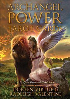 Archangel Power Tarot Cards - Doreen Virtue & Radleigh Valentine