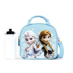 bc6f2b42dbb0 Disney Frozen Lunch Box Kit - Snow Frozen Watch