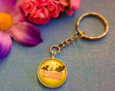 A personal favorite from my Etsy shop… Lion King Crafts, Lion King Hakuna Matata, Disney Lion King, Print And Cut, Etsy Shop, Unique Jewelry, Handmade Gifts, Silhouettes, Image