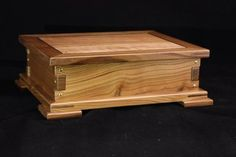 Box saved from the fire - by splintergroup @ LumberJocks.com ~ woodworking community