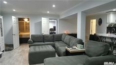 2nd Open Floor Plan living space at 141-43 South Dr. Malba NY. Perfect Mother/Daughter Layout!