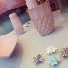 Pastel porcelain