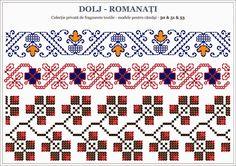 Semne Cusute: motive traditionale romanesti - OLTENIA, Dolj - Ro...