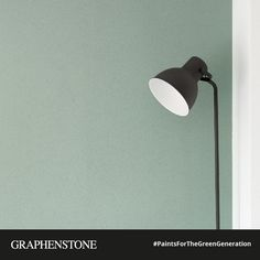 Graphenstone ColorSystem (GCS) Interior 💚👌🍃 is a mineral paint with graphene, formulated with natural pigments to maintain the ecological character of the product. It is a coating with exclusive pigments, ensuring exceptional and long-lasting colors which do not lose their intensity over time. #GraphenstoneColor #NaturalPaint #GCSInterior
