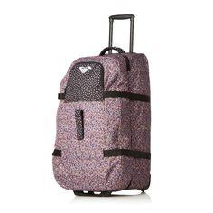 Roxy Luggage - Roxy Long Haul Luggage - True Black
