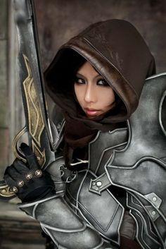 Great Diablo 3 Cosplay Photos - http://wanelo.com/p/3870872/diablo-3-war-the-secret-formula-to-leveling-and-making-gold-in-diablo-3