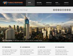 Public Response needs a new logo by Rena Sopanida