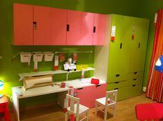 Zukünftige Projekte Hesttrøa 57 How Safe Is Your Child's School? Ikea Playroom, Ikea Kids, Ikea Stuva, Preschool Decor, Kids Room Organization, Kids Room Design, Baby Boy Rooms, Kid Spaces, Baby Decor