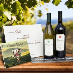 The California Wine Club: Become a member and enjoy wines from boutique family owned wineries in California! This is perfect for wine lovers and consumers!