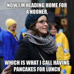 Nooner / Liz Lemon / 30 Rock