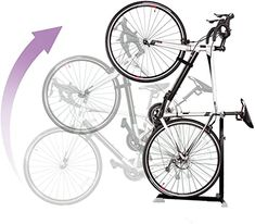 New Bike Nook Bicycle Stand The Easy Use Upright Design Lets You