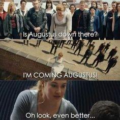 ~Divergent~ ~Insurgent~ ~Allegiant~ ~TFIOS~ ~The Fault In Our Stars~ ~Augustus Waters~ ~Tris Prior~ ~ Tobias Eaton~ Divergent Memes, Divergent Hunger Games, Divergent Fandom, Divergent Trilogy, Divergent Insurgent Allegiant, Tfios, Insurgent Quotes, Tris Y Tobias, Percy Jackson