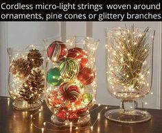 I love using these mini-lights