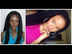 Machine learning meets trending news, viral videos, funny gifs, and so much more. Braids Wig, Cornrows, Relaxed Hair, Afro Hairstyles, Protective Styles, Wigs, Natural Hair Styles, Hair Cuts, Hair Beauty