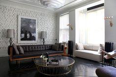 Casinha colorida: Um belíssimo apartamento em Istambul