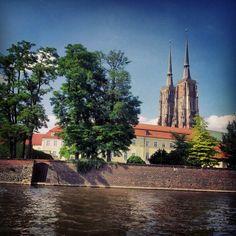 Katedra #Wroclaw