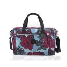 New Designer Women Nylon Printing travel Fashion indoor Colorful school Bags  Kiple large capacity Handbag Messenger 4bf46ef862d72