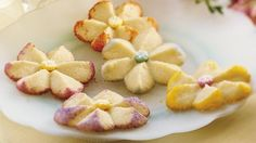 Here's a sugar cookie recipe made using Gold Medal® all-purpose flour and decorated with pastel-colored candies – a delicious dessert treat!
