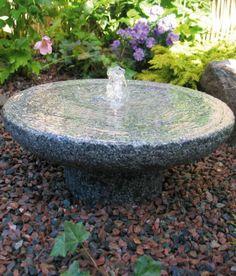 Dahlia 45 cm vattenstenset - Paket nergrävbara - Springvattenbrunnar
