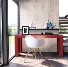 Holztapete Holzwand Beige Vinyl Landhaus Modern | Real,