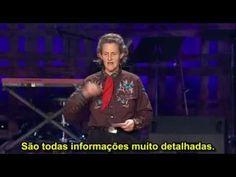 Esta é uma Palestra onde Temple Grandin fala sobre como presisamos das mentes diferentes das outras para mudar o mundo.