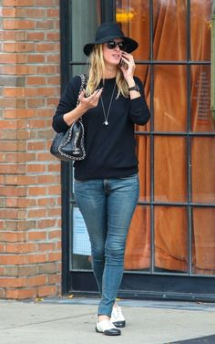 Nicky Hilton Out and About in NYC